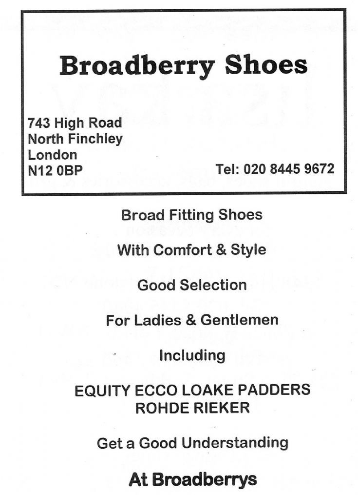 Broadberry Shoes