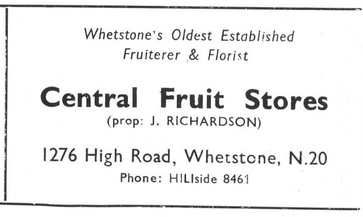 Central Fruit Stores