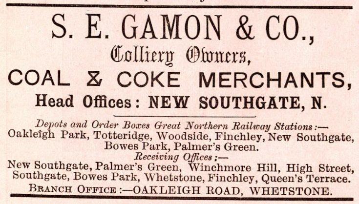 S E Gamon & Co