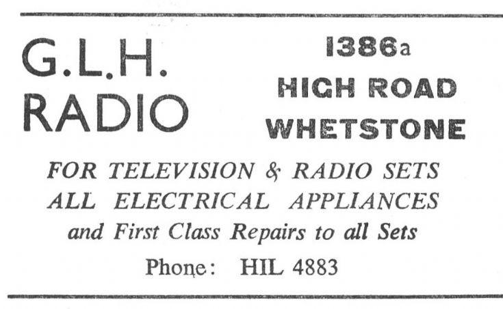 G L H Radio