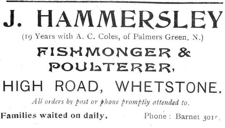 J Hammersley