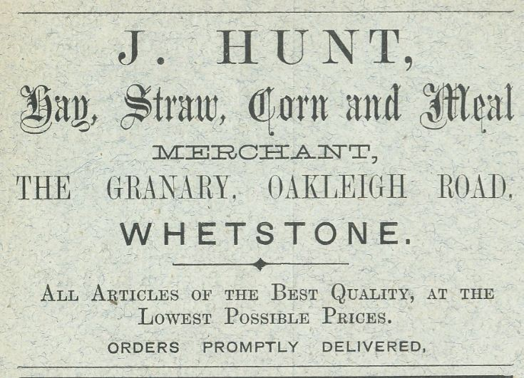 J Hunt