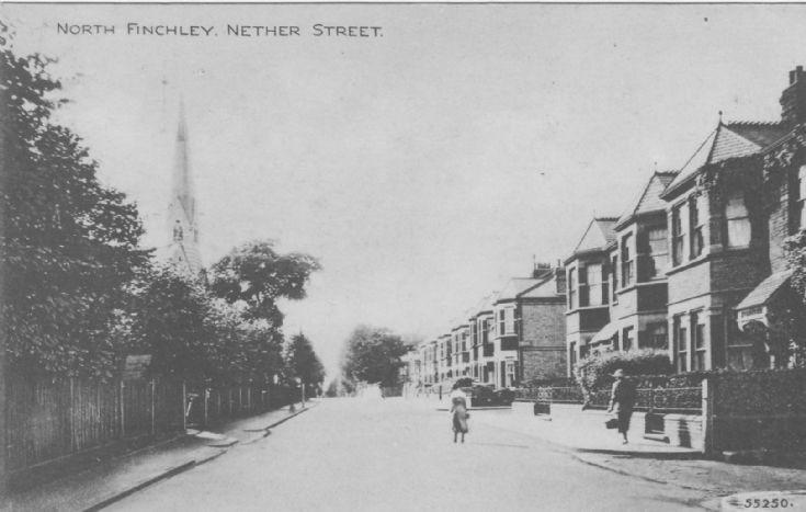Nether Street, N12