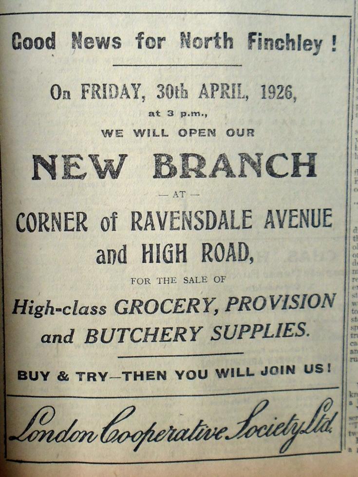 London Co-operative Society