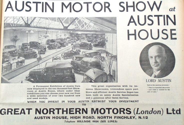 Great Northern Motors