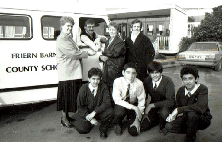 Friern Barnet County School