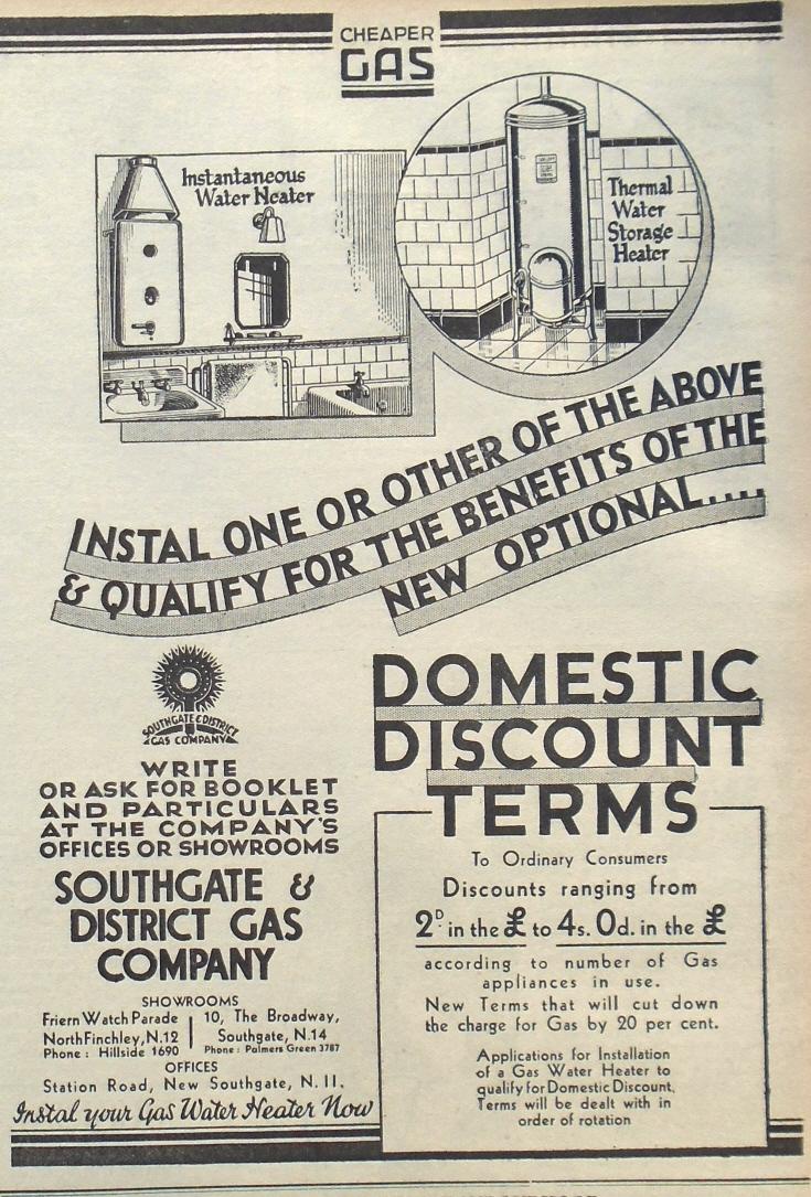 Southgate & District Gas Company