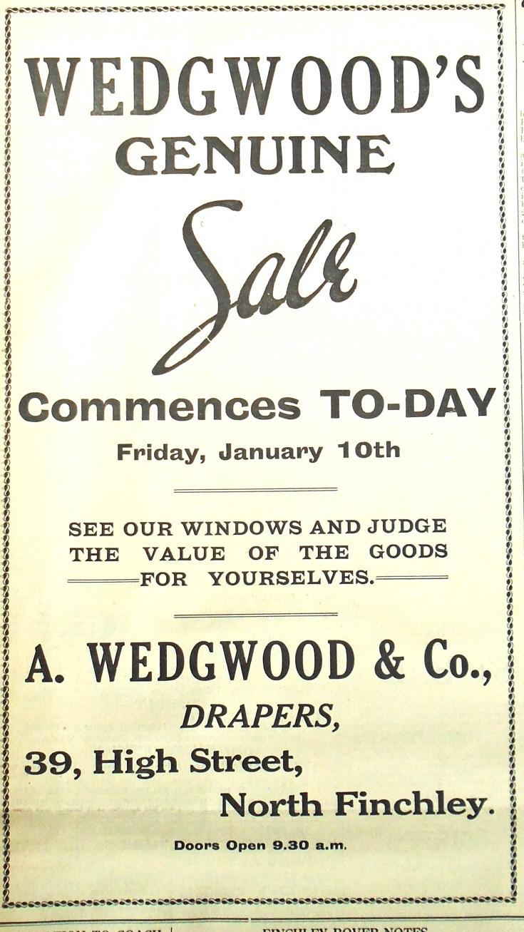 Wedgwoods