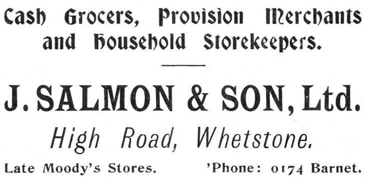 J Salmon & Son