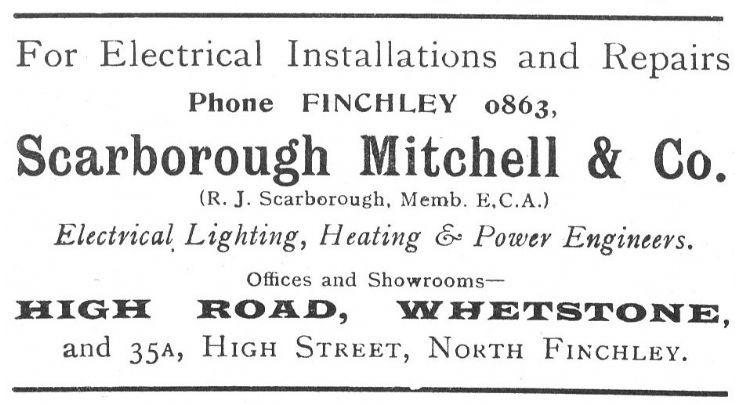 Scarborough Mitchell & Co