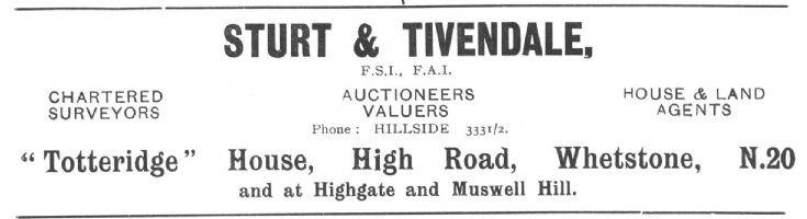 Sturt & Tivendale