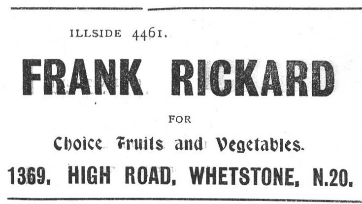 Frank Rickard