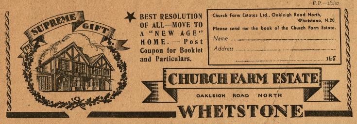 Church Farm Estate