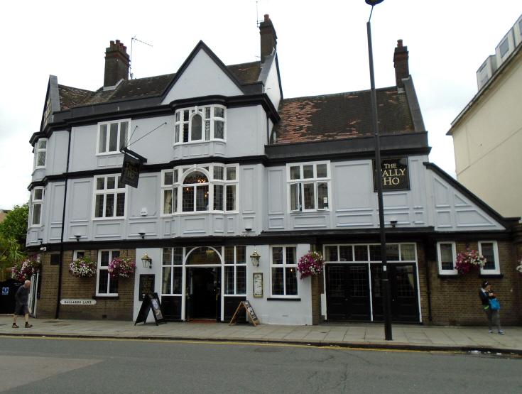 Tally Ho pub