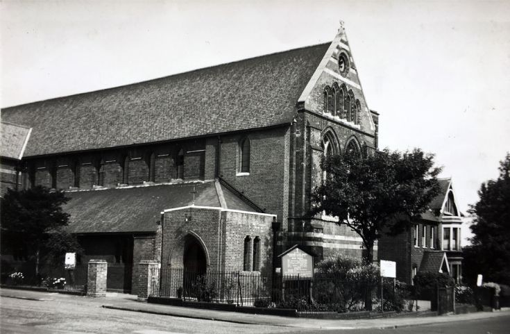 St Michael & All Angels, Oakleigh Road South