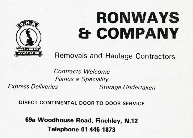 Ronways