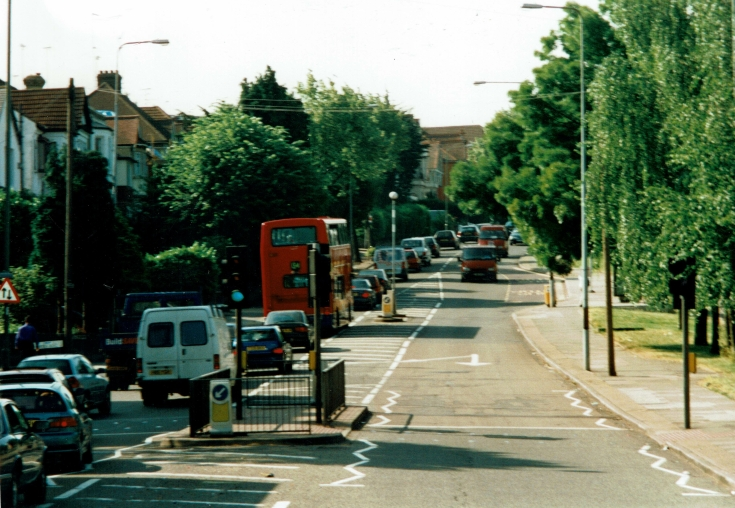 Colney Hatch Lane, N10