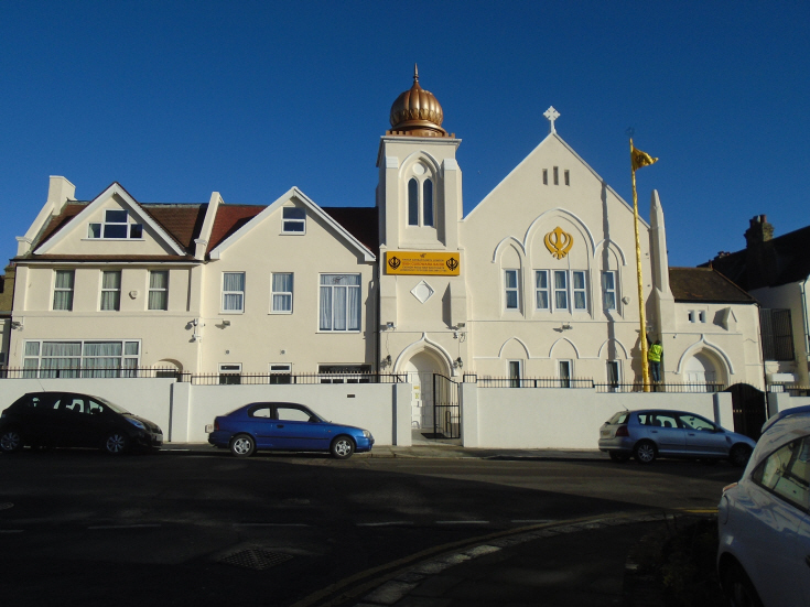 Sikh Temple, High Road, New Southgate, N11